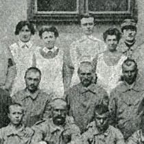 Nederlandse verpleegsters in Bohemen