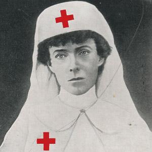 Vorstelijke verpleegsters
